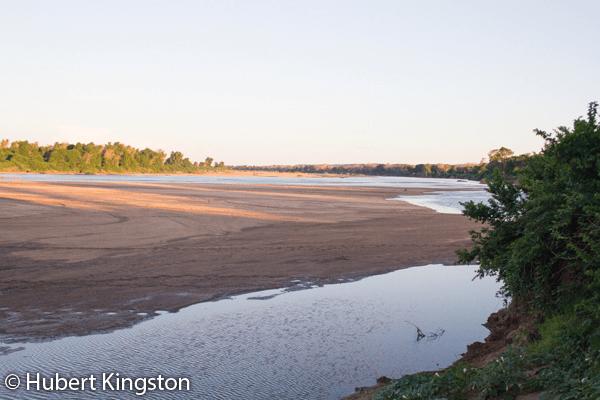 Limpopo River near Crooks Corner