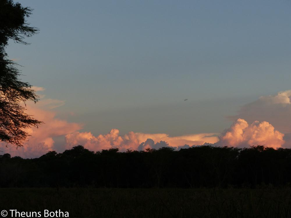 Sunset Pafuri KNP
